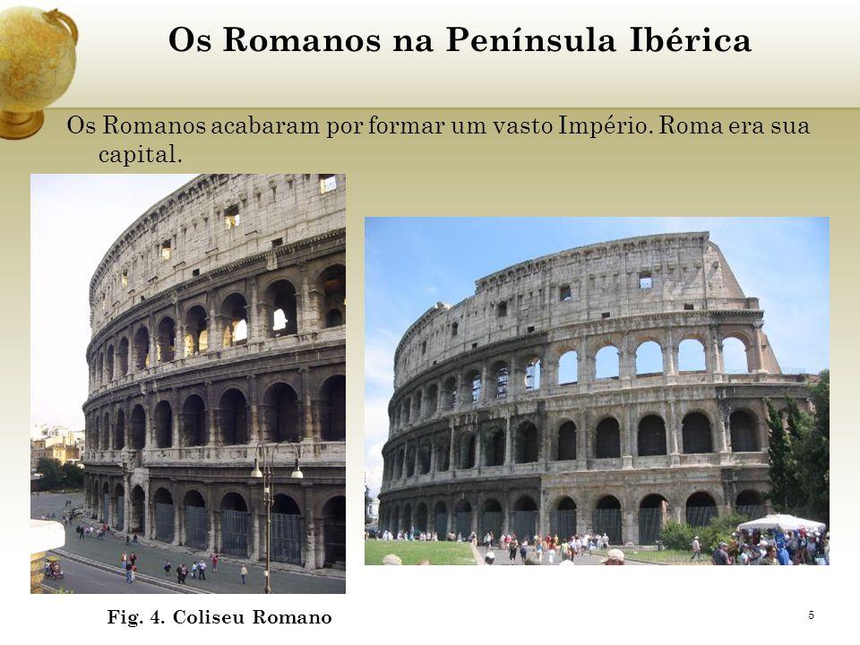 Os Romanos na Península Ibérica