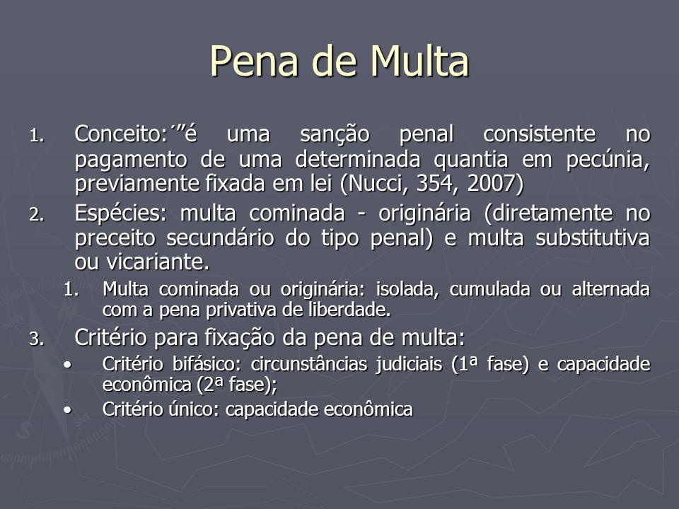 Pena de Multa