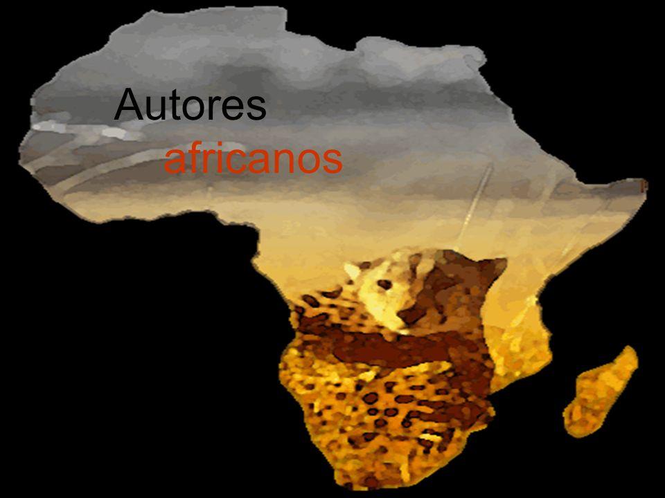 Autores africanos