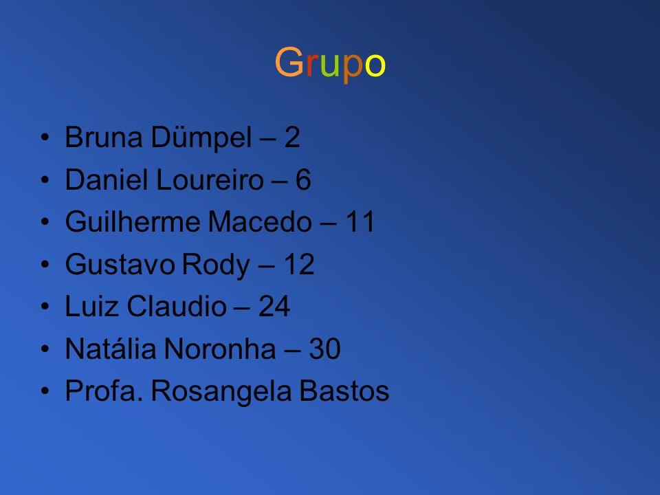 Grupo Bruna Dümpel – 2 Daniel Loureiro – 6 Guilherme Macedo – 11