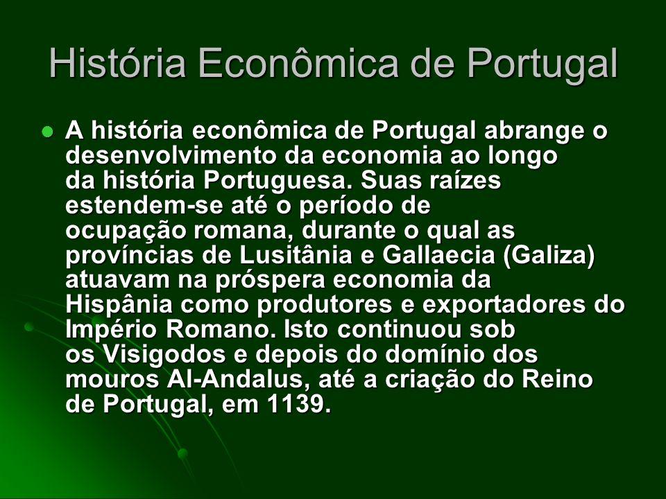 História Econômica de Portugal
