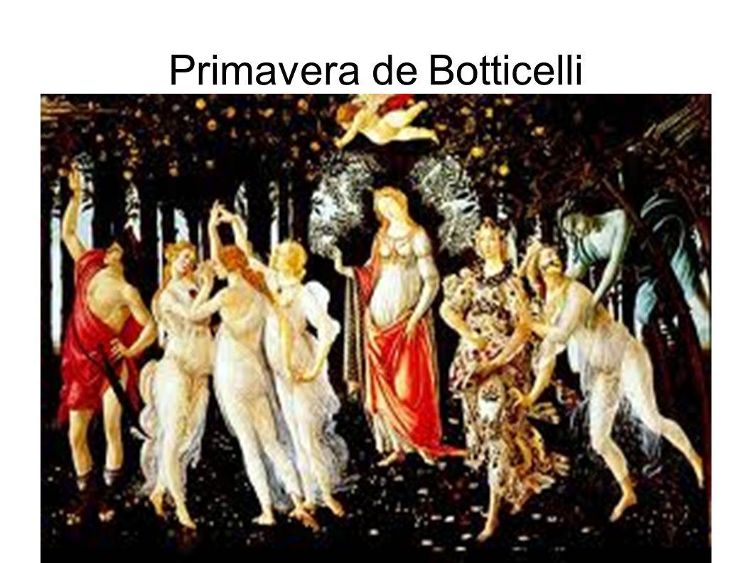 Primavera de Botticelli