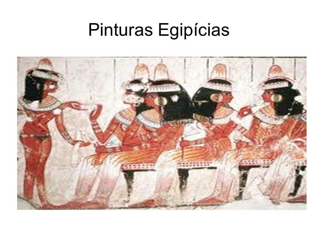 Pinturas Egipícias