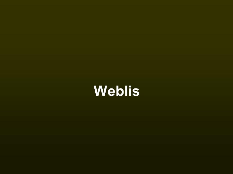 Weblis
