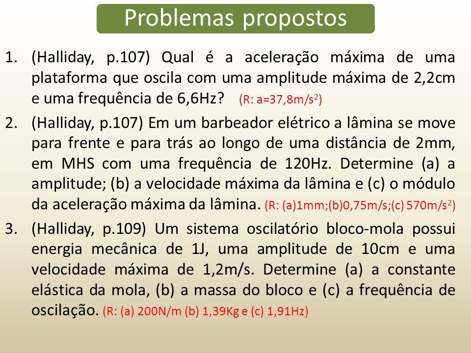 Problemas propostos