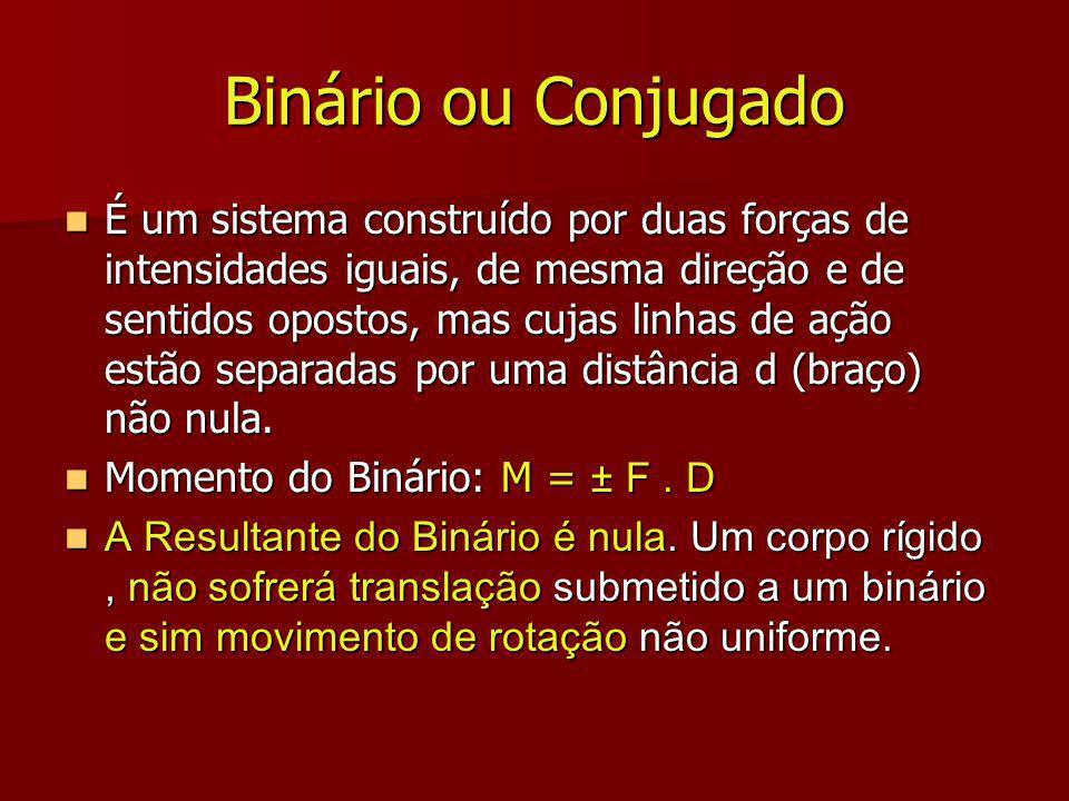 Binário ou Conjugado