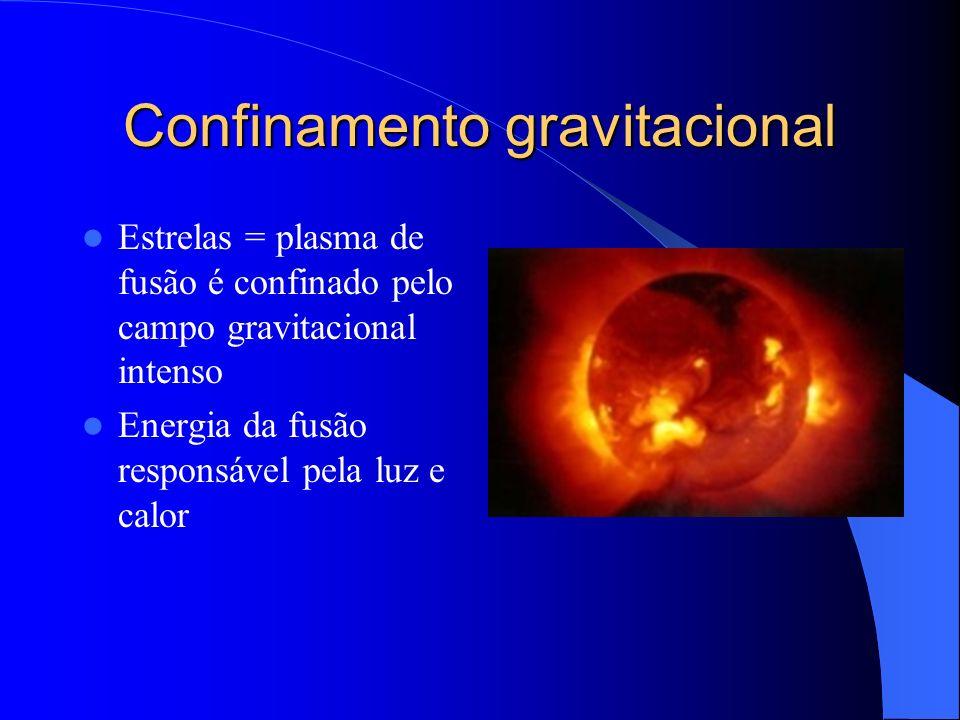 Confinamento gravitacional