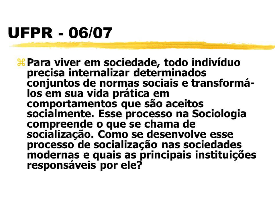 UFPR - 06/07