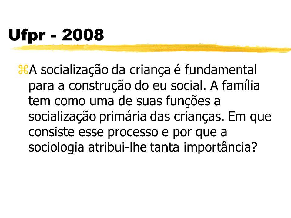 Ufpr - 2008