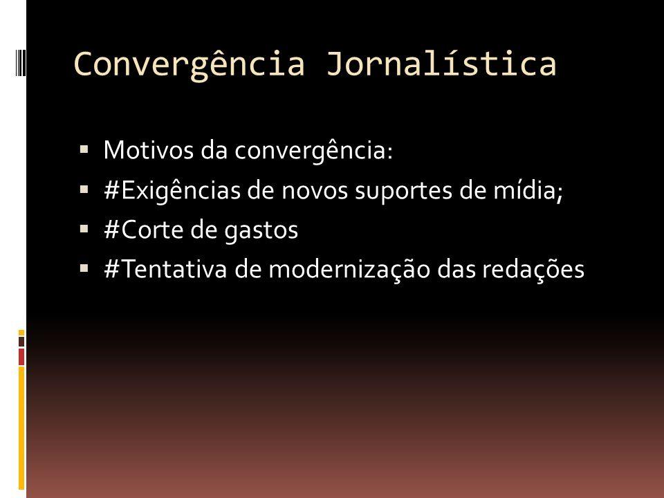 Convergência Jornalística