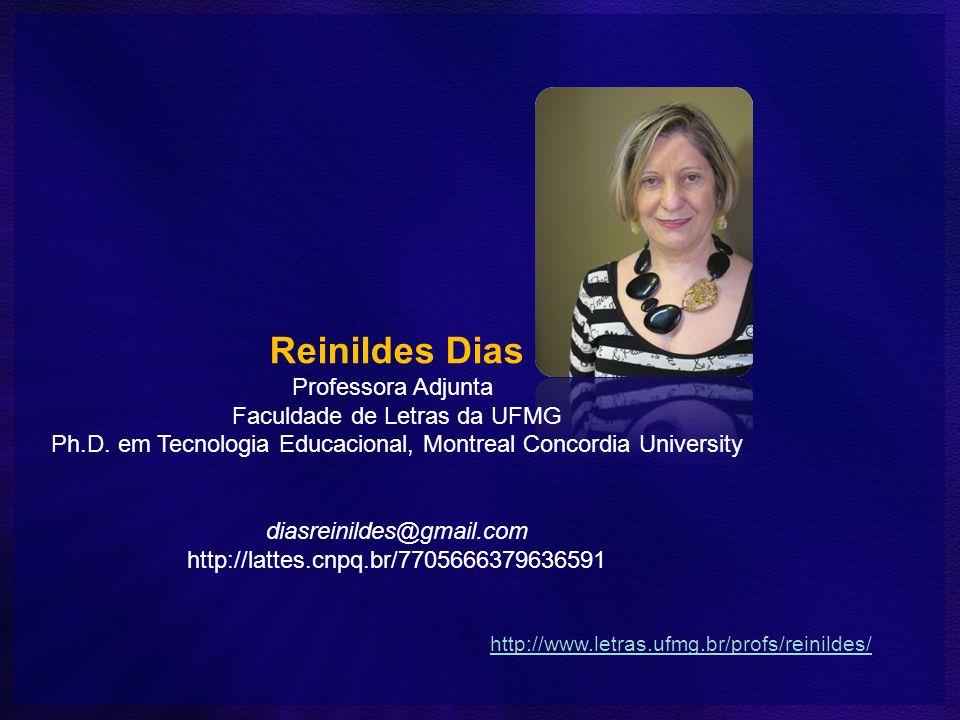 diasreinildes@gmail.com http://lattes.cnpq.br/7705666379636591