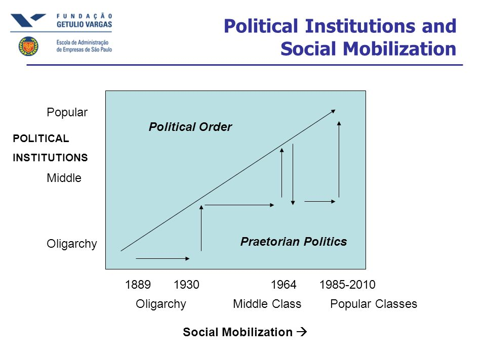Political Institutions and Social Mobilization