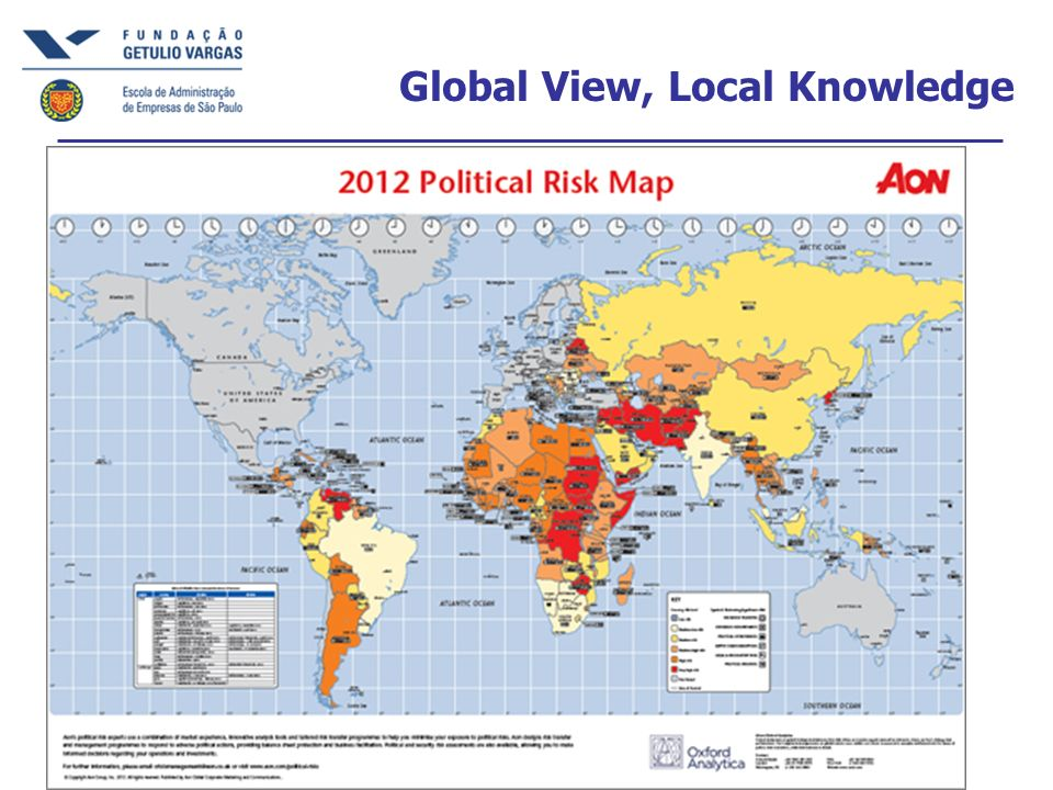 Global View, Local Knowledge