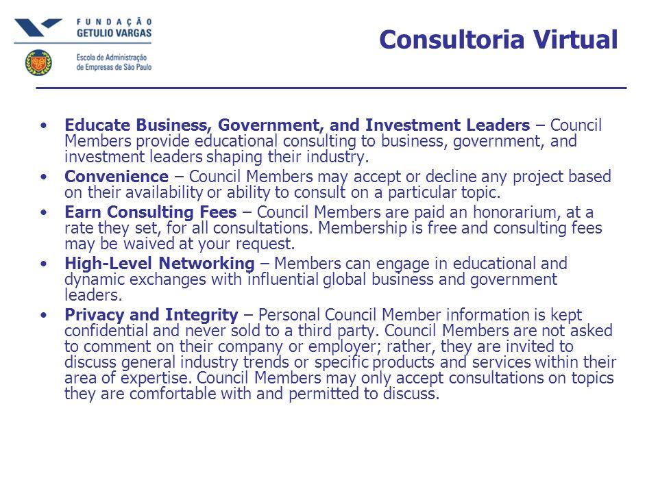 Consultoria Virtual