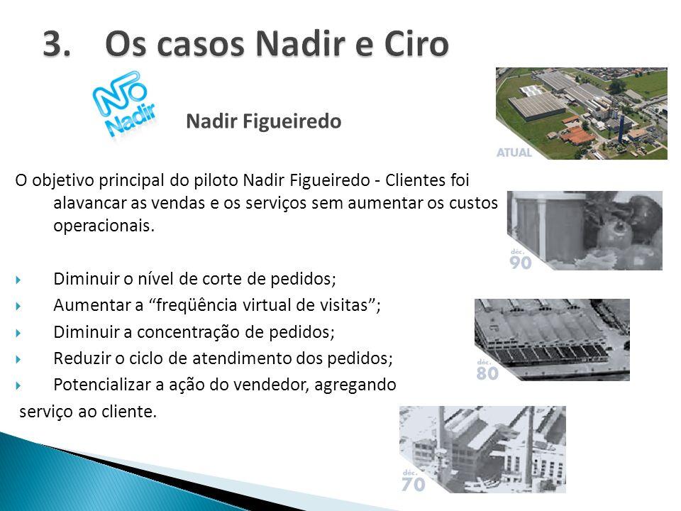Os casos Nadir e Ciro Nadir Figueiredo