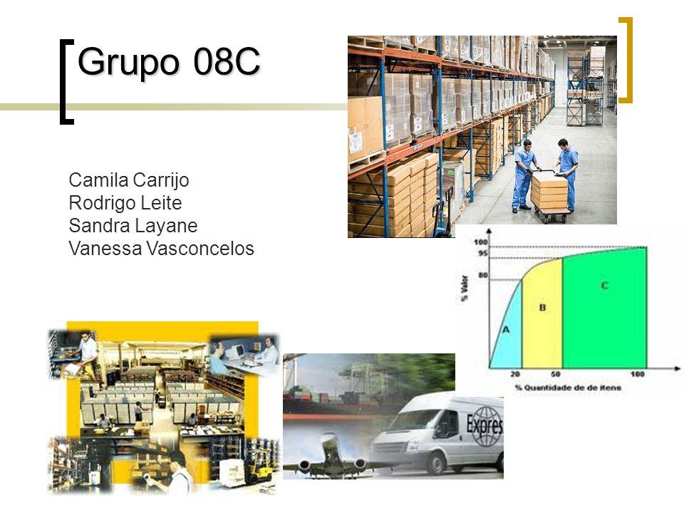 Grupo 08C Camila Carrijo Rodrigo Leite Sandra Layane
