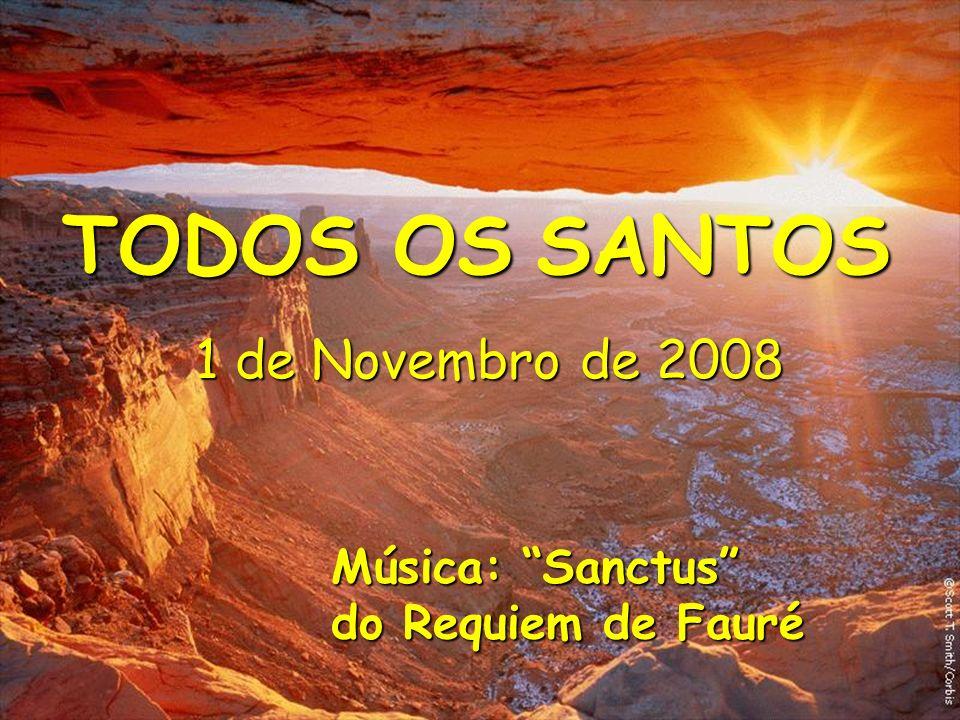 TODOS OS SANTOS 1 de Novembro de 2008