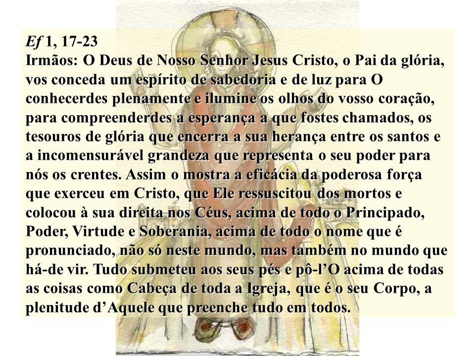 Ef 1, 17-23