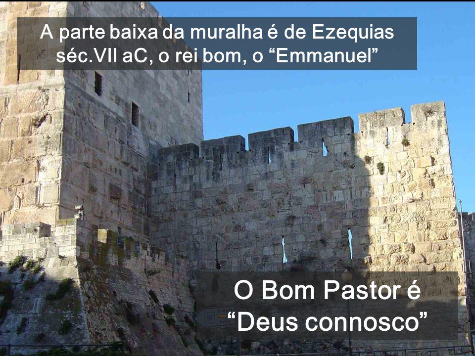 O Bom Pastor é Deus connosco