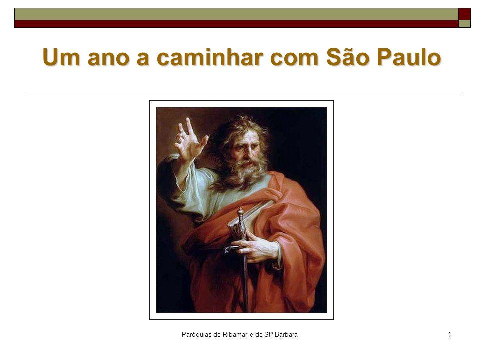 Um ano a caminhar com São Paulo