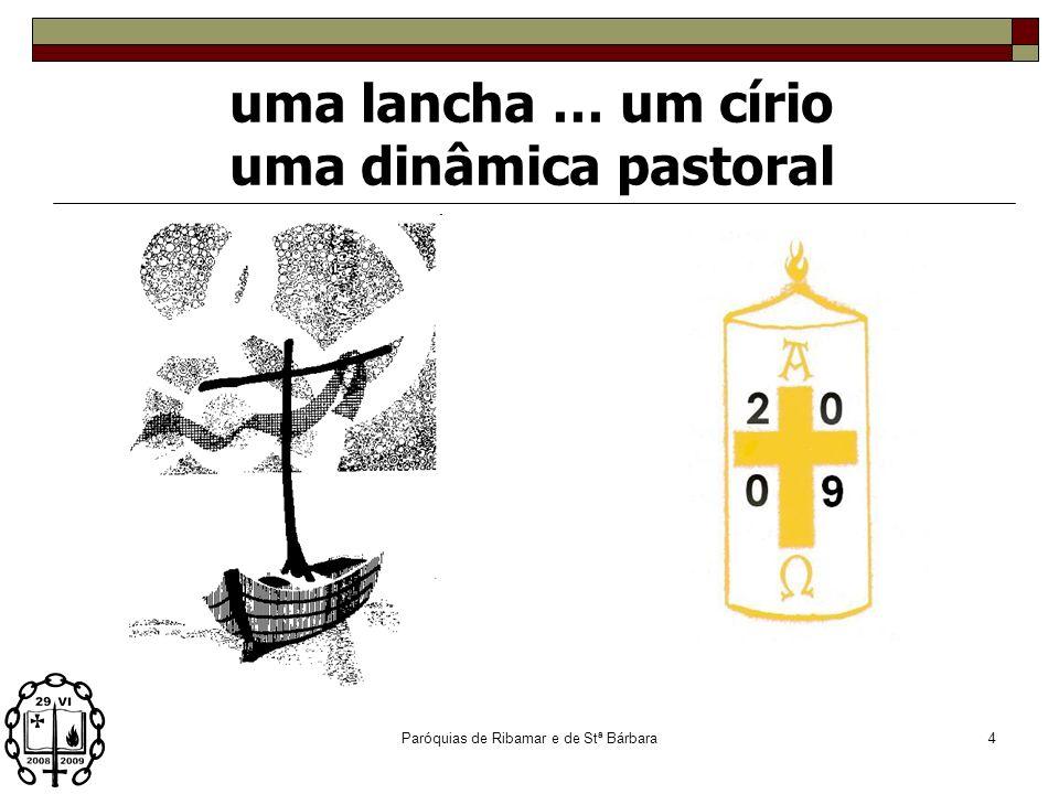 Paróquias de Ribamar e de Stª Bárbara