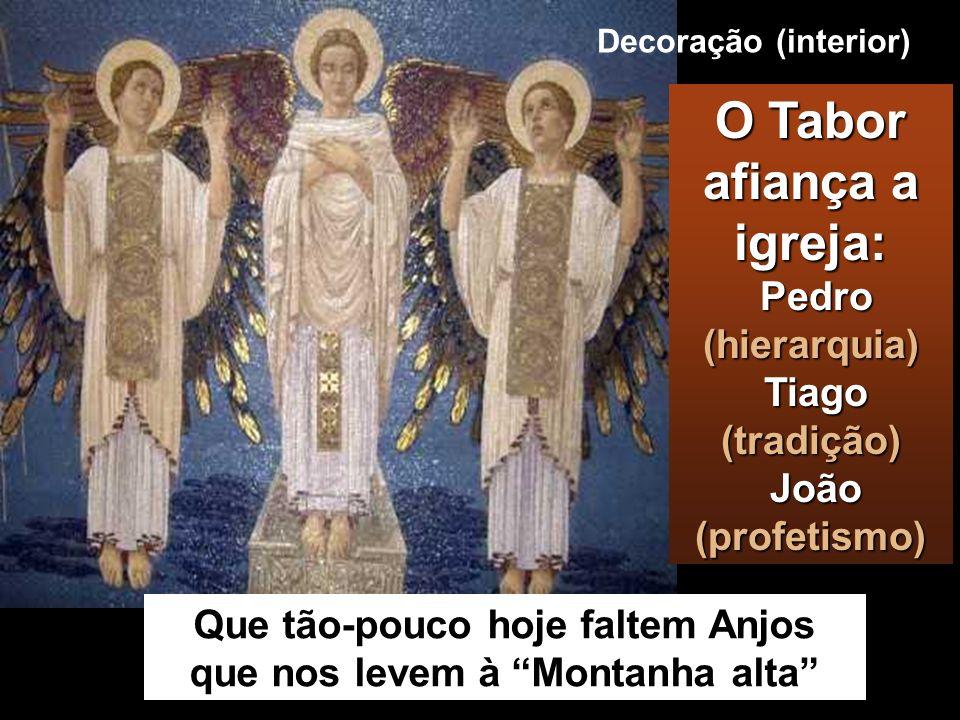 Que tão-pouco hoje faltem Anjos que nos levem à Montanha alta