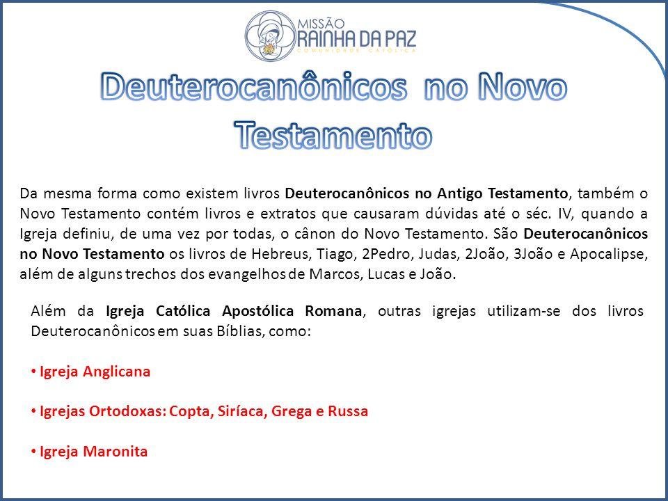 Deuterocanônicos no Novo Testamento