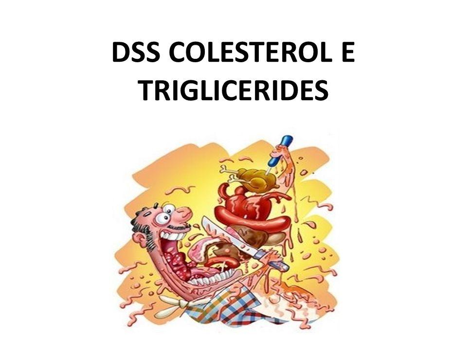 DSS COLESTEROL E TRIGLICERIDES
