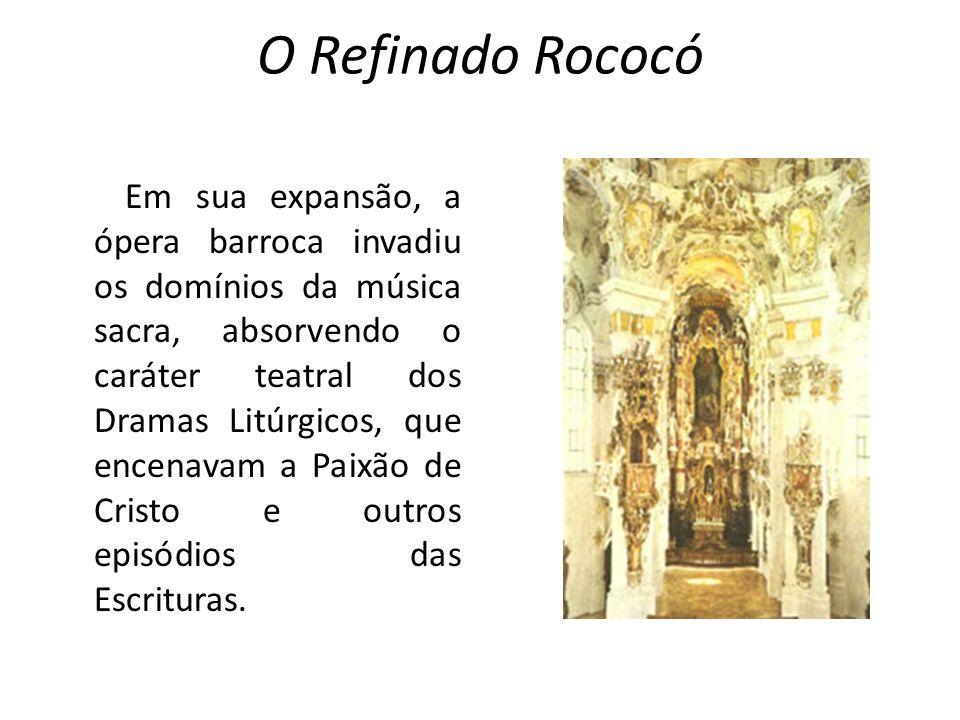 O Refinado Rococó
