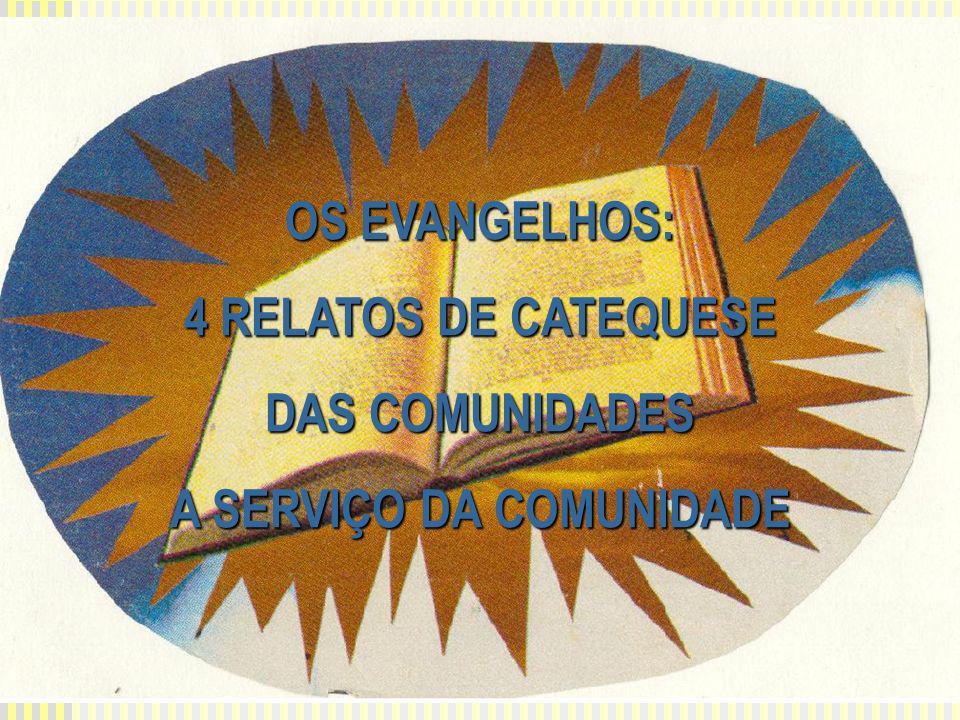 A SERVIÇO DA COMUNIDADE