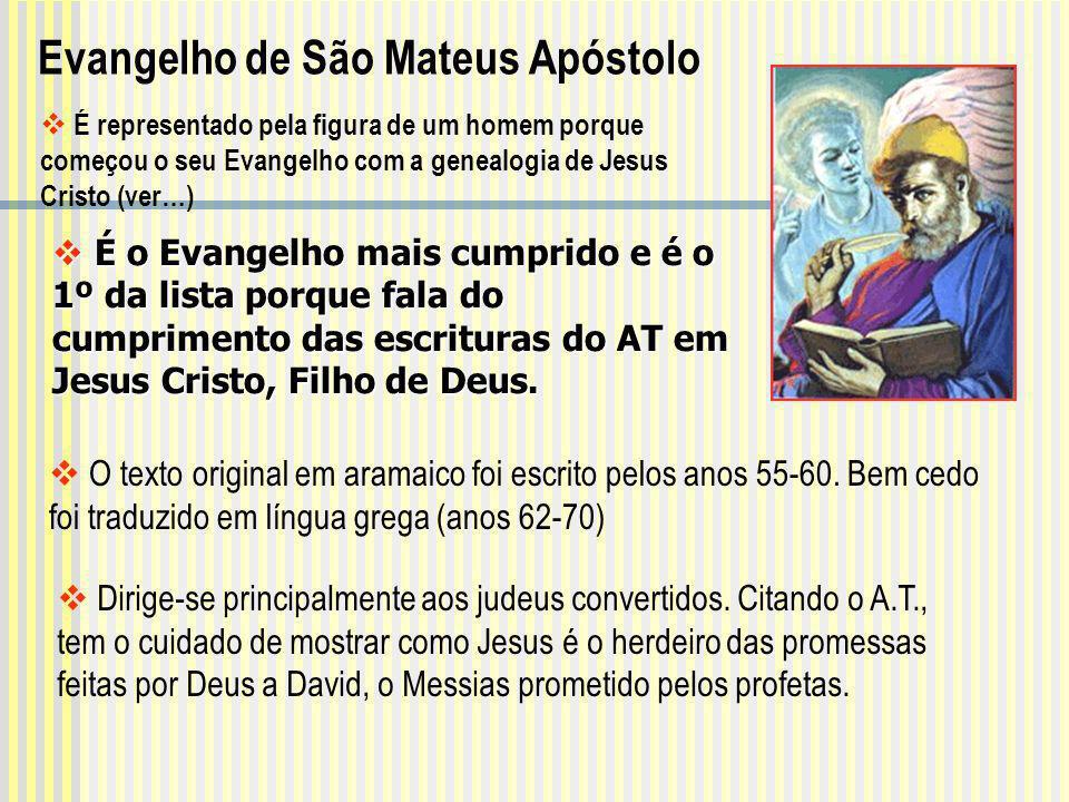 Evangelho de São Mateus Apóstolo