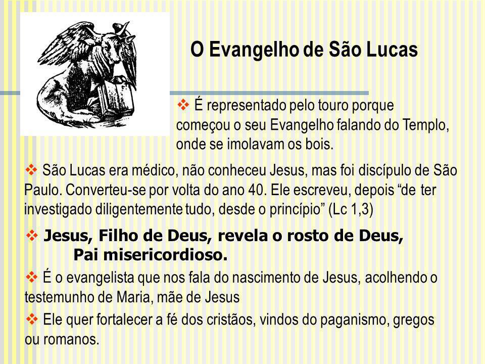 O Evangelho de São Lucas