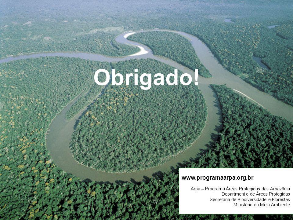 Obrigado! 23 www.programaarpa.org.br 23