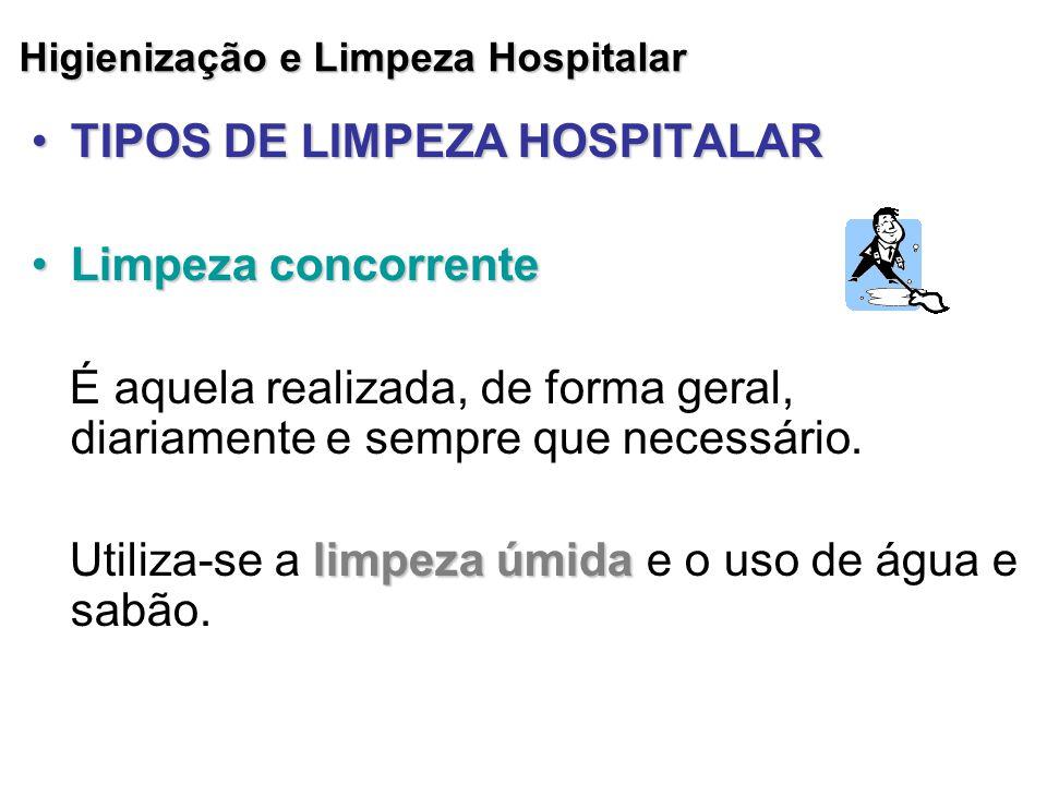 Limpeza Banheiro Hospitalar : Higieniza??o e limpeza hospitalar ppt carregar