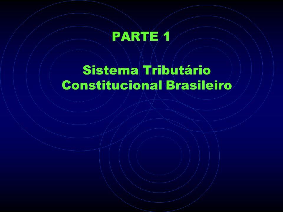 Sistema Tributário Constitucional Brasileiro