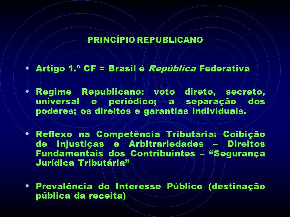 PRINCÍPIO REPUBLICANO
