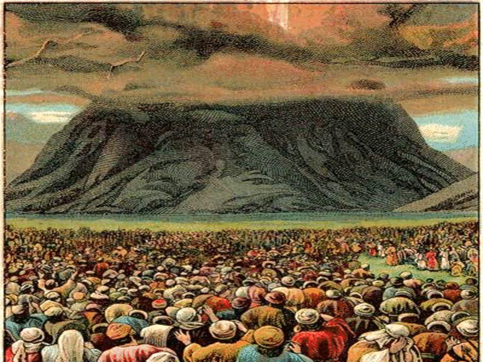 - Mais tarde, tornou-se uma celebração da Aliança, feita no Sinai,