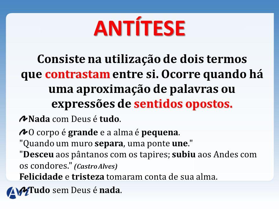 ANTÍTESE