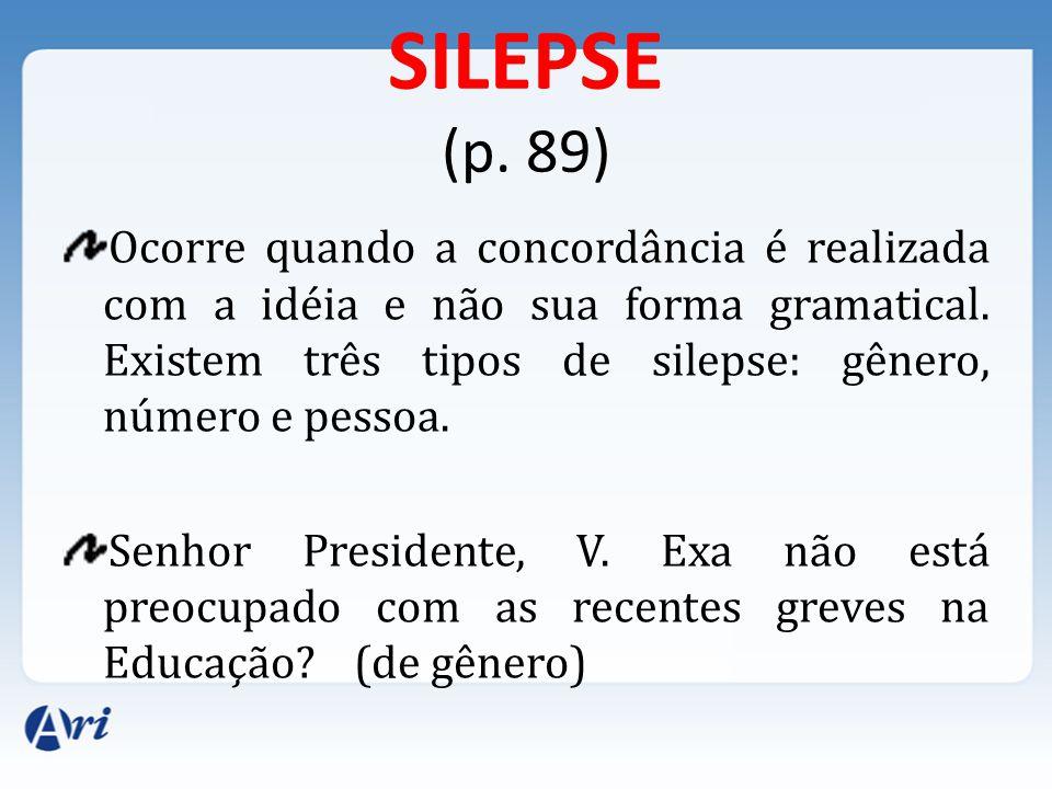 SILEPSE (p. 89)