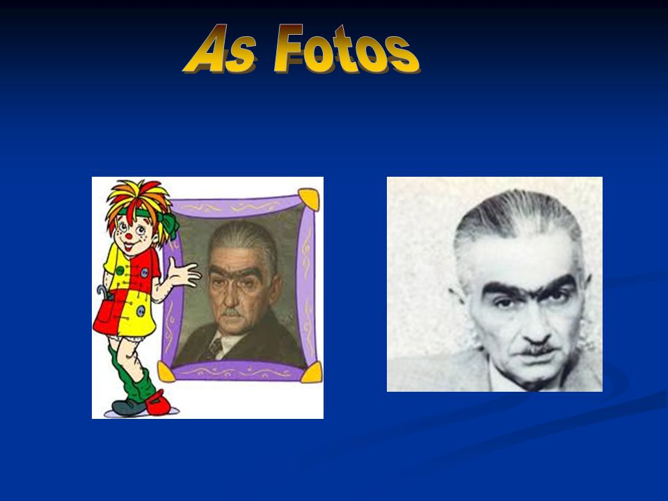 As Fotos