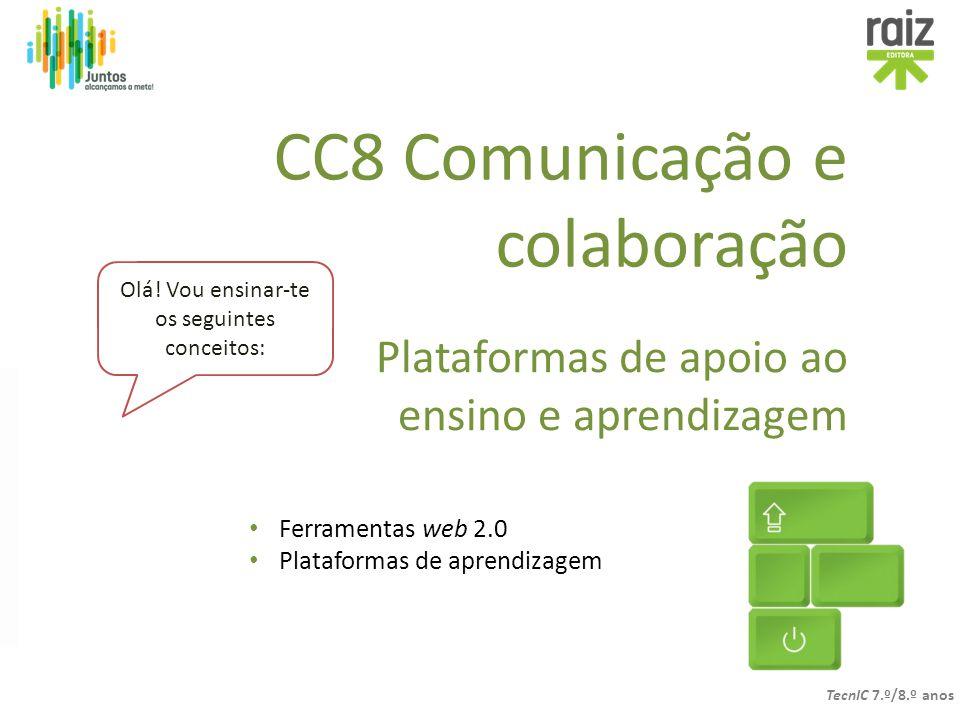 CC8 Comunicação e colaboração