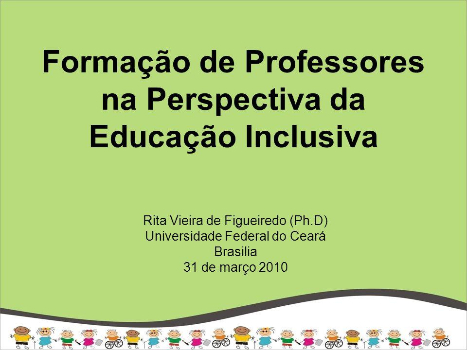 Formação de Professores na Perspectiva da Educação Inclusiva