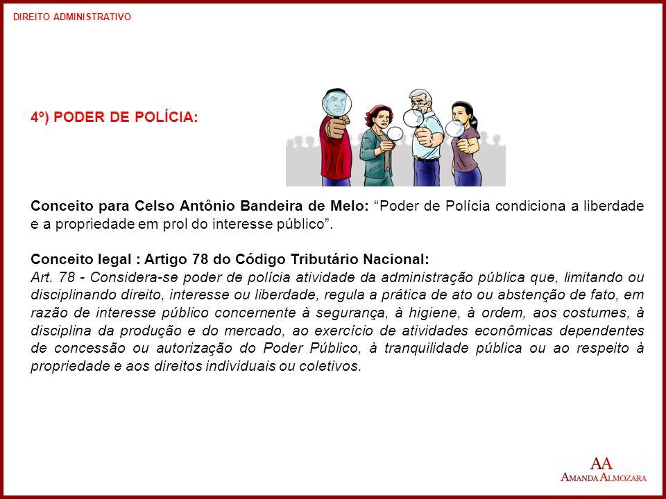 Conceito legal : Artigo 78 do Código Tributário Nacional: