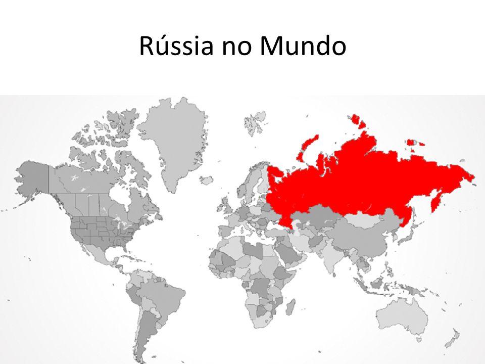 Rússia no Mundo