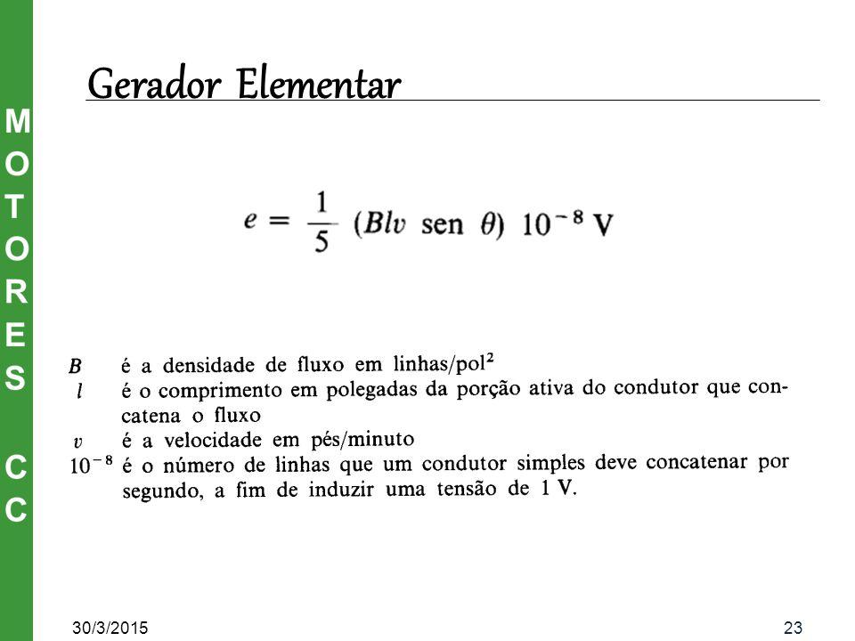 Gerador Elementar 09/04/2017 23