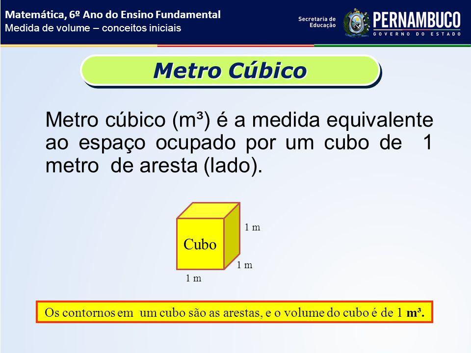 Tecnologias matem tica medida de volume conceitos for Cuantas tilapias por metro cubico