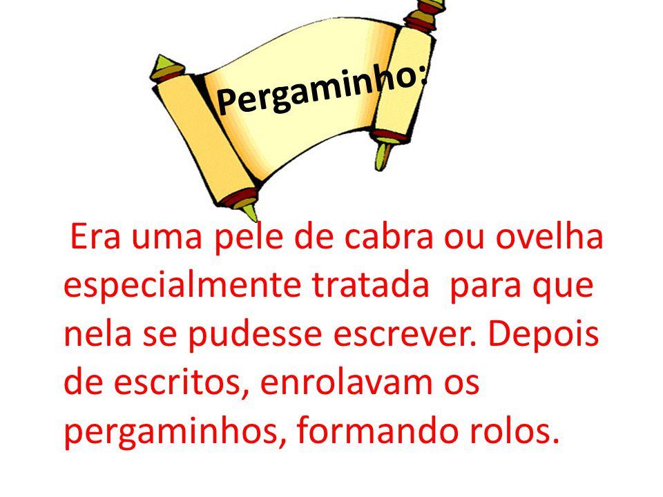 Pergaminho:
