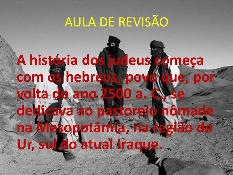 AULA DE REVISÃO