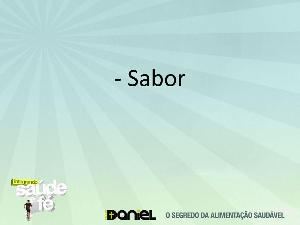 - Sabor
