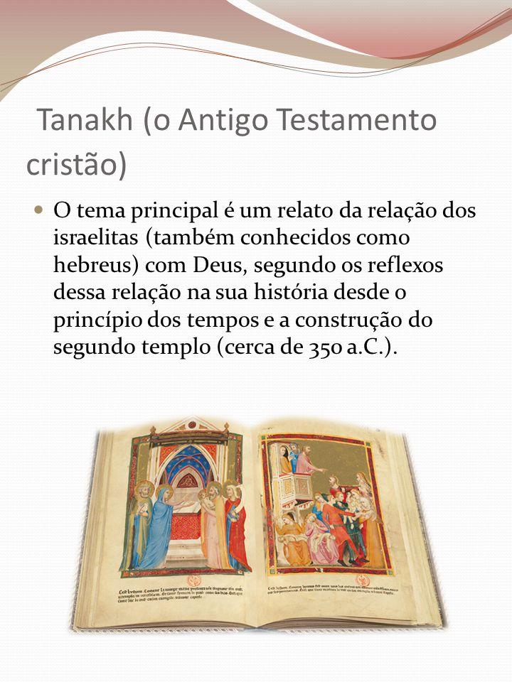 Tanakh (o Antigo Testamento cristão)